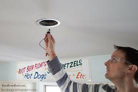 you can easily convert a recessed light to a pendant light with