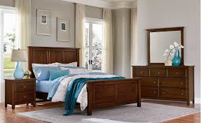 vaughan bassett furniture company artisan post loft bedroom set