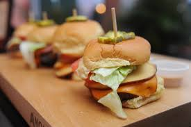 sneak k 31 incredible burgers on the at sobewff burger bash