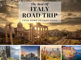 Another Word For Itinerary Is Italy Road Trip Your Italian Itinerary By A Local Keep