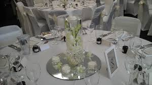 absolutely smart round centerpiece mirrors com set of 10 wedding banquet table canada 12in