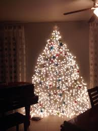Christmas Tree Design On Wall With Lights Wall Light Christmas Tree Photo And Video Review Ceiling