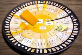 Charted Cheese Wheel 13 Of Our Favorite Pop Chart Lab Items Mental Floss