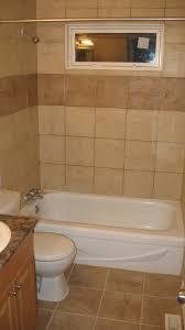 fancy bathroom interior design with tile bath surround interesting small bathroom decoration with cream porcelain
