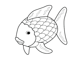 rainbow fish coloring pages rainbow fish coloring page capture rainbow fish printable coloring pages to print