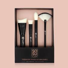 sosu the face collection brush set