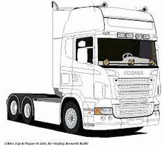 Scania Kleurplaat Nieuw Kleurplaat Volvo Truck Archidev Kleurplaat