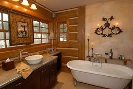 Small Picture Rustic Bathroom Decor Ideas Polished Gold Colorado Style On 2