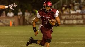 Nccu Football Stadium Seating Chart Freshman Chauncey Caldwell Steps In And Leads N C Central