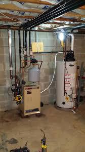 Natural Gas Power Vent Water Heater Furnace Repair And Air Conditioner Repair In Toms River Nj
