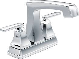Amazon.com: Delta Faucet 2564 MPU DST Ashlyn Two Handle Centerset ...