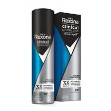 <b>Дезодорант</b> антиперспирант аэрозоль <b>Rexona men clinical</b> ...