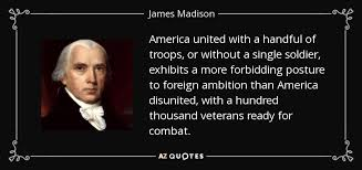 James Madison Quotes Impressive 48 QUOTES BY JAMES MADISON [PAGE 48] AZ Quotes