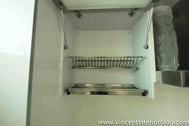 Plate Storage Rack Kitchen Kitchen Cabinet Plate Rack Monsterlune