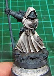how to paint natural coloured robes tutorial 5