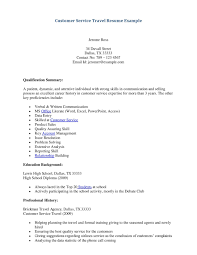 Travel Resume Examples Travel Agent Job Resume Sample Awesome Entry Level Resume Samples 8