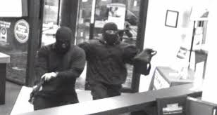 Image result for bank robbery