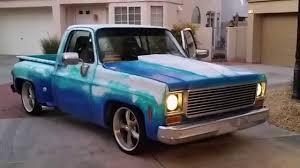 1974 Chevy C10 Walk Around in Driveway - YouTube