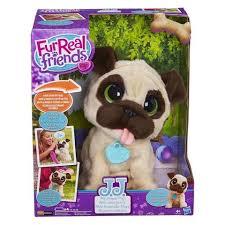 Fur Real Friends Jj My Jumping Pug : Toys R Us