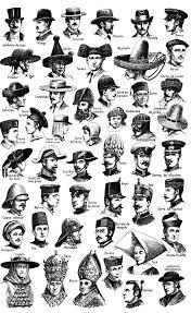 Types Of Hats Bernard Hats