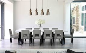 looklacquered furniture inspriation picklee. White Porcelain Dining Table Gray Chairs Modern Stainless Chandelier Wall Room Glass Window Flower Vase Wooden Looklacquered Furniture Inspriation Picklee D
