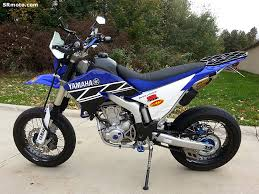 our yamaha wr250r supermoto conversion