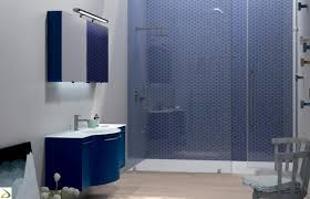 Arredo bagno colorato e sospeso Galen Arredo Design Online