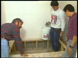 installing a whirlpool tub