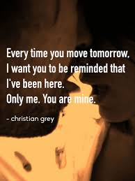 Quotes From 50 Shades Of Grey