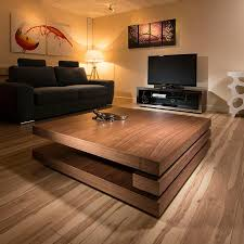 full size of decorations pretty low square coffee table 7 designer walnut wood low square coffee