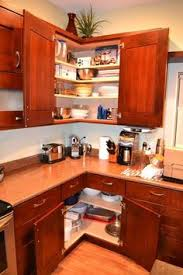 Kitchen- Easy Reach Corners = Zero Watsed Space | Kitchen | Corner Cabinets,  Zero