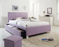 Lavender And Black Bedroom Wondrous White Dresser And Flower Vase Also Rounded Mirror As Well