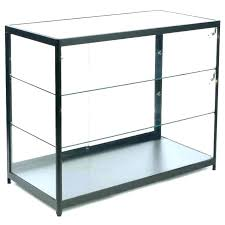locking glass display case locking display cabinet small lockable glass small locking glass display case