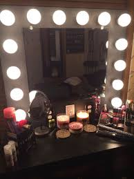How To Make A Vanity Mirror With Lights Inspiration How To Make A Makeup Mirror With Lights Makeup Mirror With Lights
