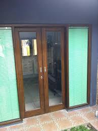 single patio door with built in blinds. Remarkable Single Patio Door With Blinds Built In Choice Image Doors E