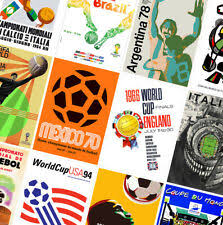 World Cup Poster In Football Posters For Sale Ebay