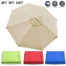 10 ft patio market umbrella replacement