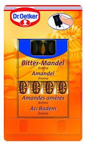 Купить <b>Ароматизатор</b> пищевой <b>Dr</b>.Oetker Миндаль, 4х2 мл с ...