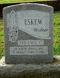 Thelma Chandler Eskew (1897-1984) - Find A Grave Memorial