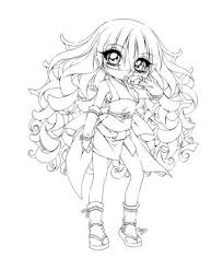 Small Picture anime coloring pages