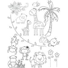 zoo coloring pages modest zoo coloring page best coloring design unknown printable zoo animal coloring pages