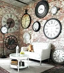 oversized clocks for walls decorative clocks for walls clocks marvellous wall decor clocks oversized wall clock