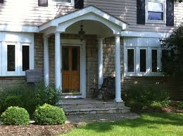 covered patio freedom properties: custom front porch with tuscan columns