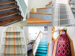 diy staircase makeover ideas and inspiration these 10 ideas add personality and fun to your stairs and stair risers