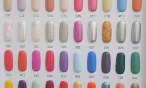 Opi Gel Nail Polish Colors Chart Rare Opi Shellac Nail Color Chart 2019