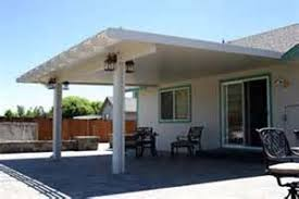 Alumawood Patio Cover installation in Temecula Valley and