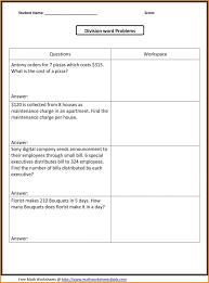 Dividing Decimals Problems 5th Grade Math Youtube Division ...