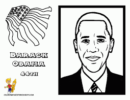 Small Picture barack obama coloring pages 207678 Coloring Pages for Free 2015