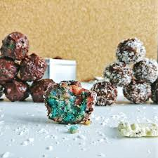 Chocolate And Coconut Cake Balls Sweet Treats Food And Musings