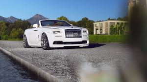 Rolls Royce Dawn By Spofec Motor1com Photos